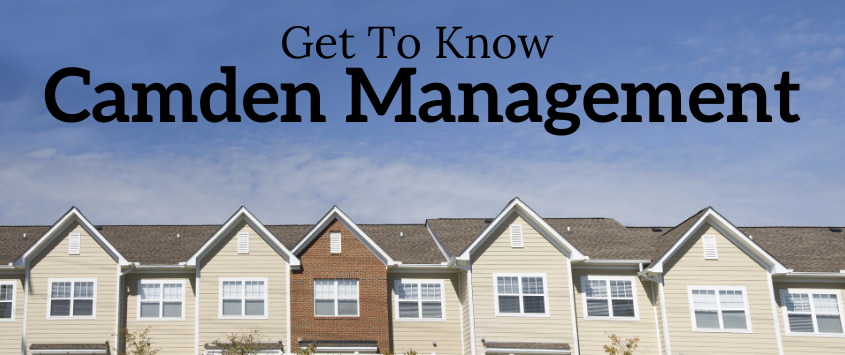 Get To Know Camden Management